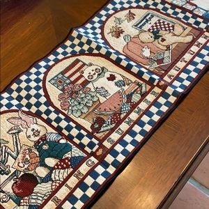 Other - Holiday table runner